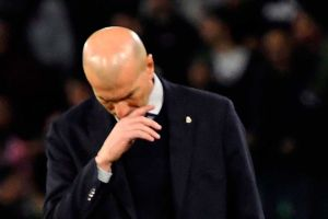 """Zidane: """"El Chelsea mereció estar en la final"""""""