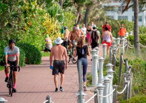 Miami elimina prácticamente todas las restricciones por coronavirus