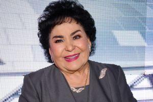 Carmen Salinas confiesa que se disfrazó para recibir vacuna contra el COVID-19