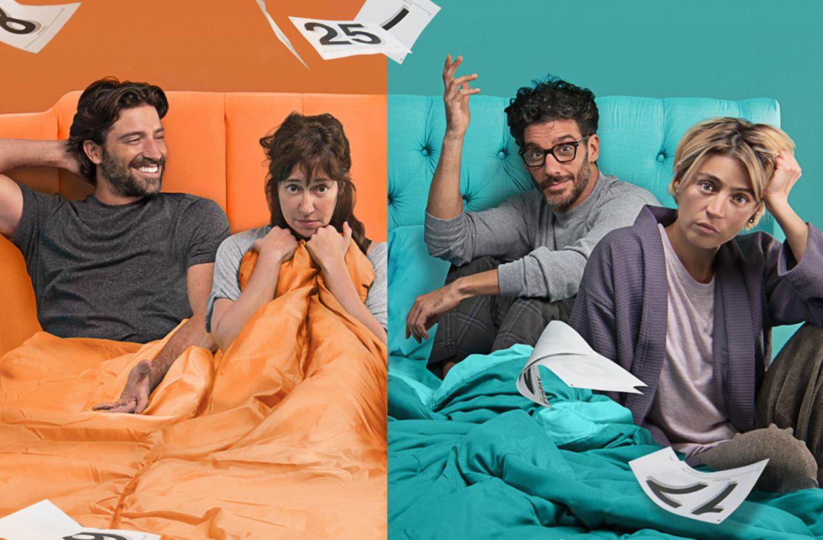 La nueva comedia de Telemundo, '100 Días Para Enamorarnos'.