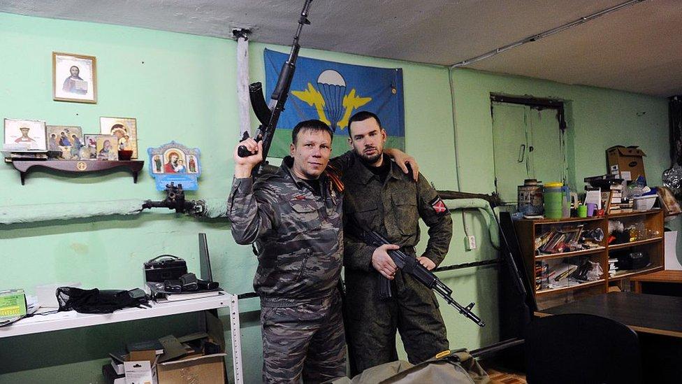El RIM tiene dos centros de entrenamiento en San Petersburgo.