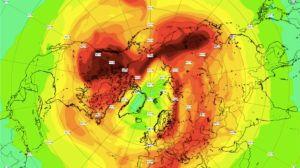 A qué se debe el inusual agujero de la capa de ozono encontrado en el Ártico