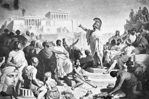 """La """"Gran Plaga"""" de hace 2,450 años que refleja lo que ocurre hoy en el mundo por el coronavirus"""