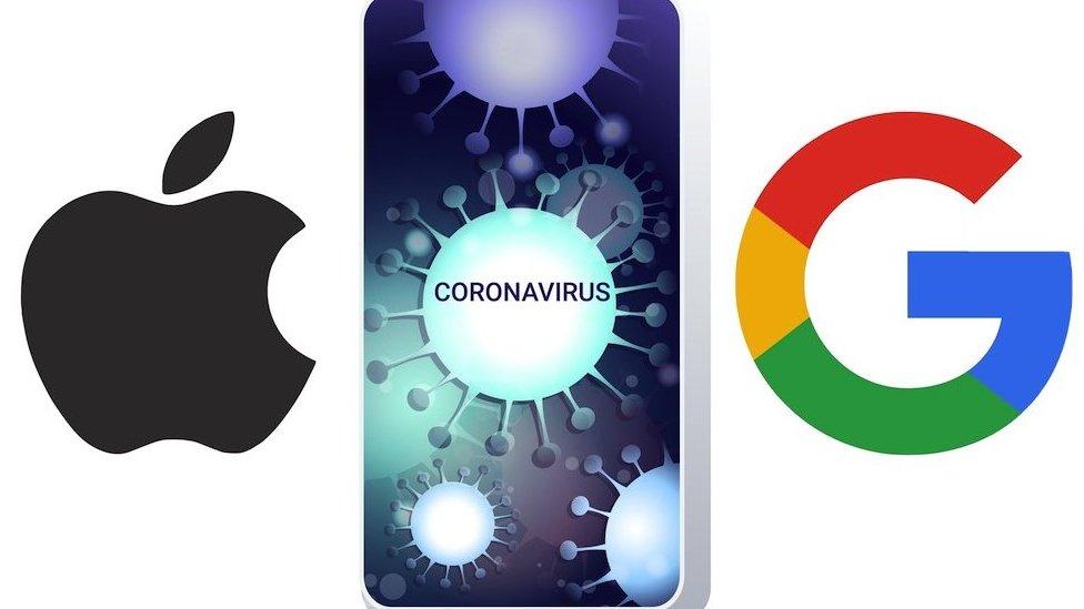 Apple y Google se unen para ayudar a rastrear el COVID-19.