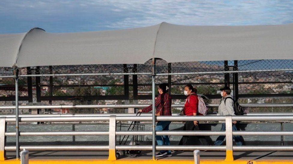 Las restricciones fronterizas se han prorrogado cinco veces.