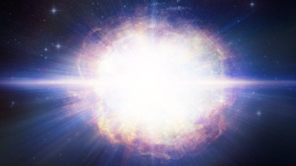 La supernova SN2016aps generó uno de los fenómenos más luminosos del universo.