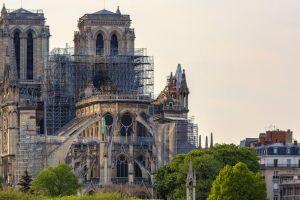 Notre Dame: los secretos científicos que asoman un año después del incendio que devastó la catedral
