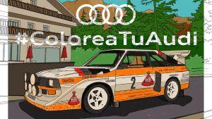 Audi y Porsche ofrecen opciones de diversión para esta cuarentena