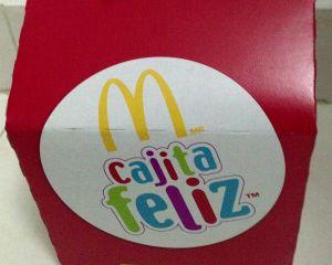 """Cómo hacer tu """"cajita feliz"""" en casa al estilo de McDonalds y hacer felices a tus hijos"""