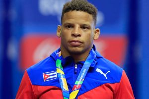 Campeón olímpico cubano Ismael Borrero dio positivo por coronavirus