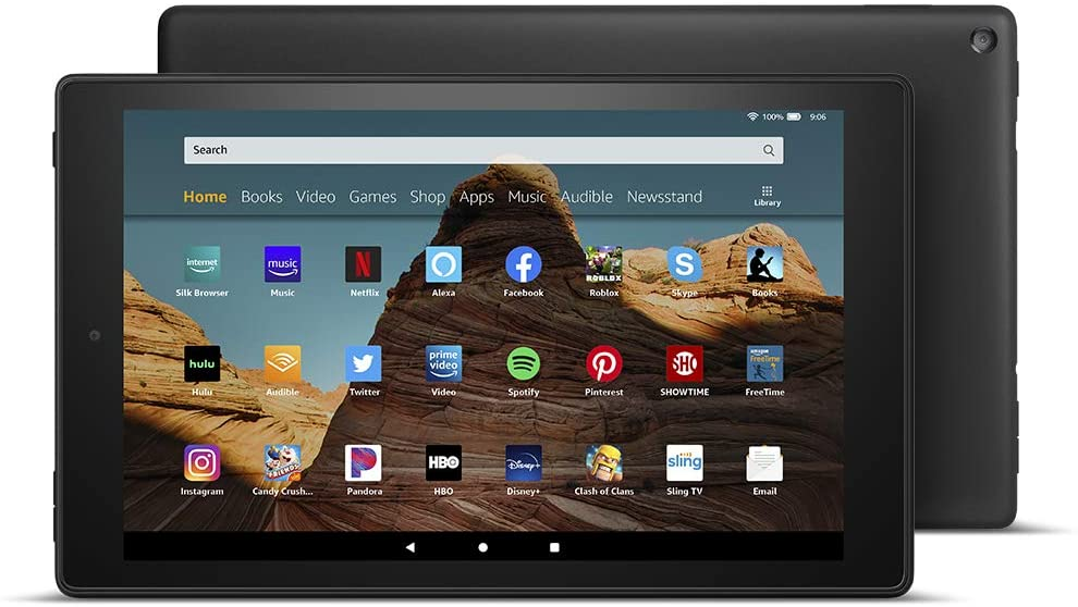tablet fire 10 amazon
