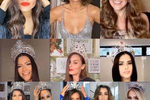 Las reinas de Nuestra Belleza Latina hacen un conmovedor homenaje a las trabajadoras de la salud