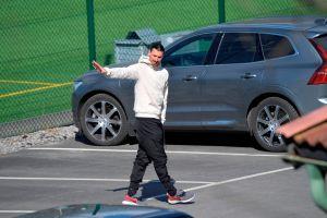 Ibrahimovic se saltó las restricciones por el coronavirus en Milán
