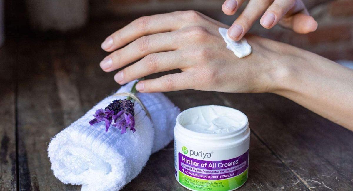 5 cremas corporales con acción antibacterial que siempre debes tener en tu baño