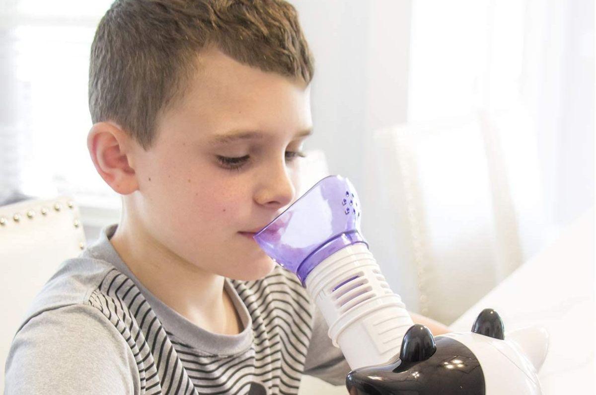 4 nebulizadores de niños para porteger a tus hijos de virus y bacterias