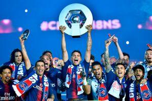 Oficial: París Saint-Germain es campeón de Francia
