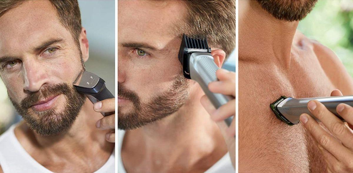 4 afeitadoras automáticas para cortar tu cabello y barba por ti mismo en casa