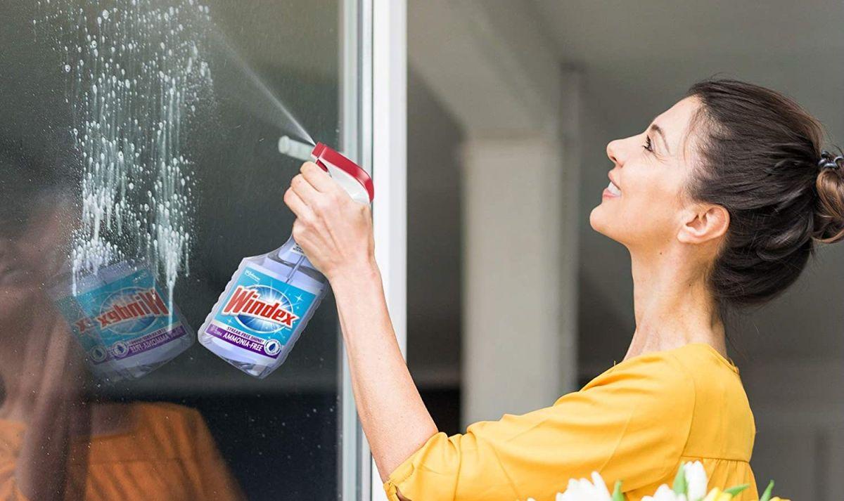 COVID-19: Los mejores productos 4 para limpiar tus ventanas y superficies de vidrio