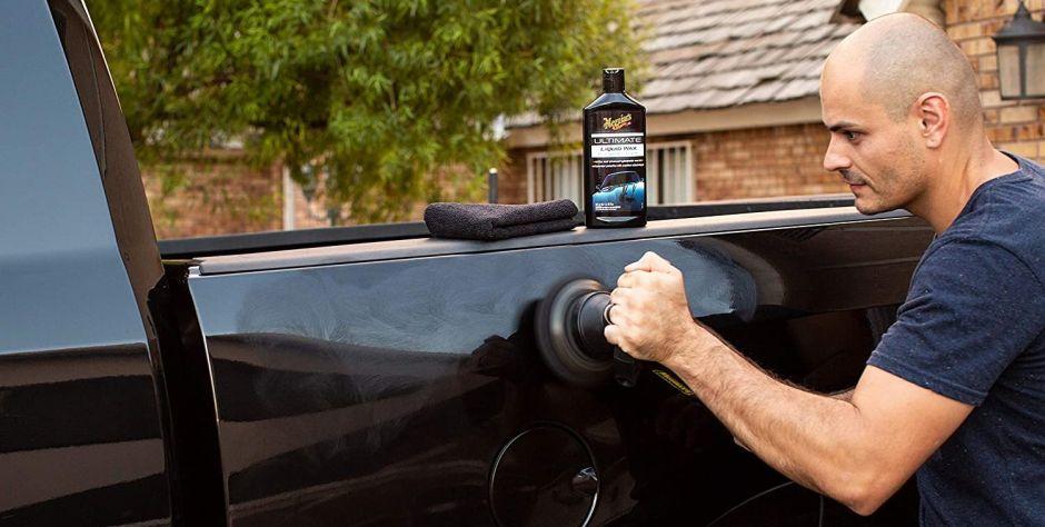 5 ceras para brillar y mejorar la pintura de tu auto por ti mismo