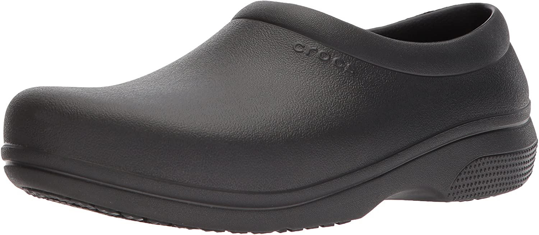 zapatos profesionales amazon crocs