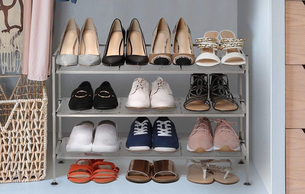Organizadores de zapatos por menos de $30 para poner en orden tu closet durante la cuarentena - La Opinión