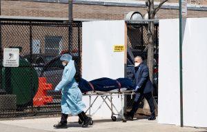 Récord fatal: muertes por coronavirus en la ciudad de Nueva York ya superan las del terrorismo 9/11