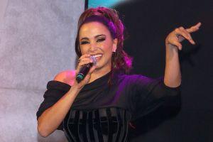 Majida Issa, la actriz de Operación Pacífico, aparece con un vestido transparente