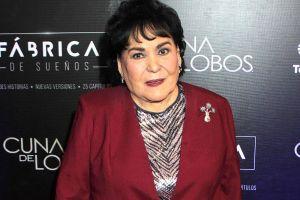 Carmen Salinas recuerda el día en que Enrique Guzmán la amenazó de muerte en plena entrevista