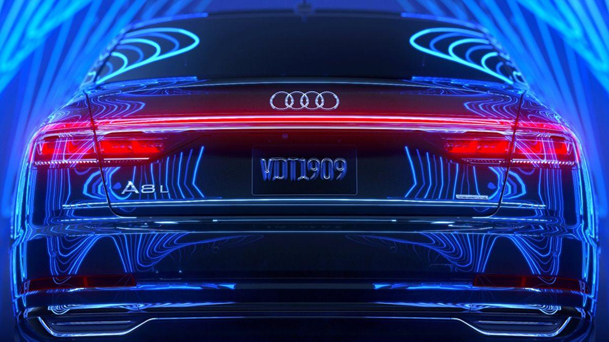 Wallpaper Audi. Crédito: Cortesía Audi.