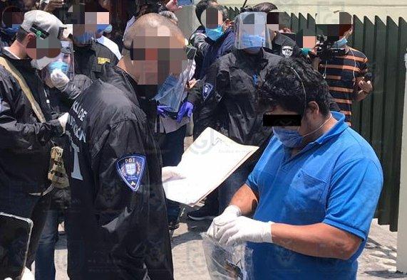 Pareja agresora de enfermera en Ciudad de México ya está en prisión