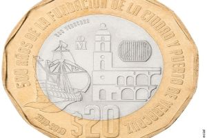 ¡Conoce la nueva moneda conmemorativa que circula en México!