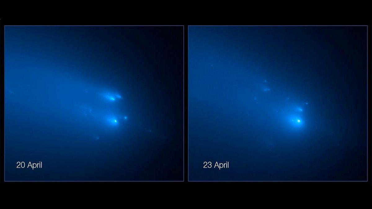 El cometa hará su acercamiento más próximo a la Tierra el 23 de mayo.