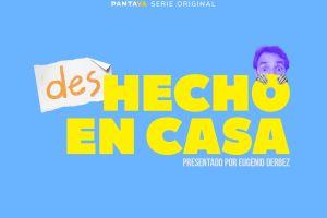 """Eugenio Derbez muestra la realidad de su cuarentena con """"DEShecho en Casa""""por Pantaya"""