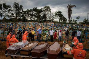 Coronavirus: Brasil supera los 4,000 muertos; hay 58,000 contagiados