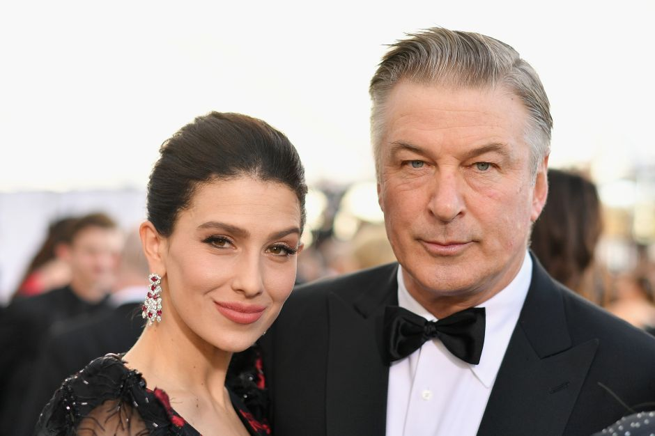 Lives Hilaria Baldwin in quarantine, with four children, and another one in the way