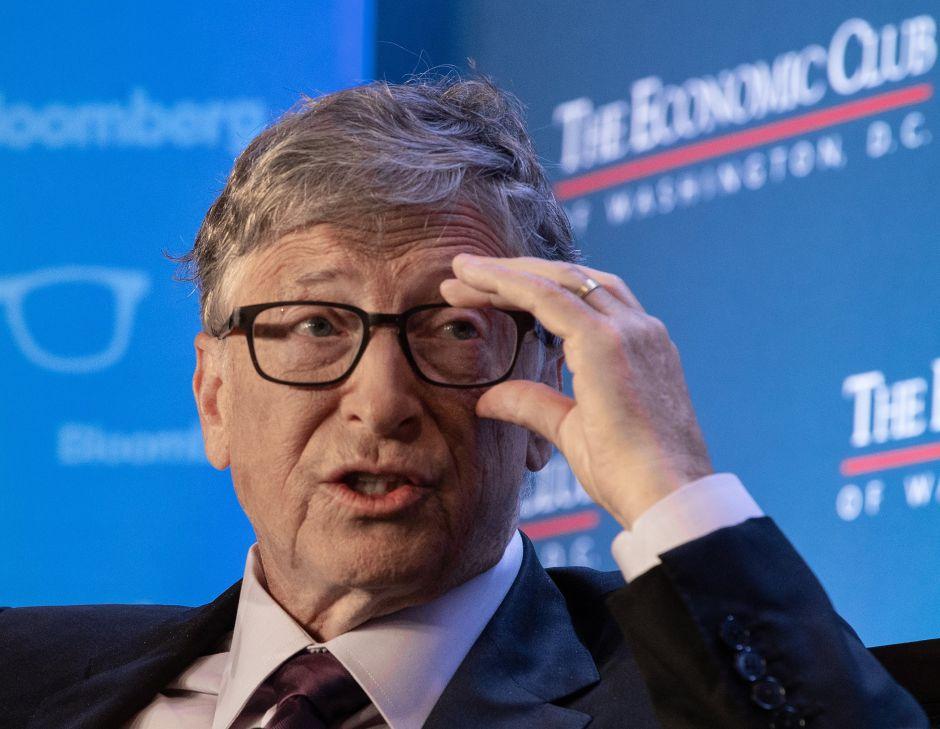 """Bill Gates: """"la decisión de Trump de suspender la financiación de la OMS es tan peligrosa como suena"""""""