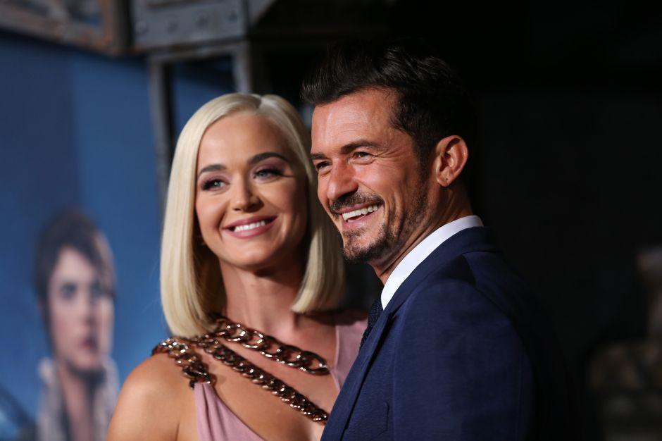 Katy Perry y Orlando Bloom quieren criar a su hijo en Australia
