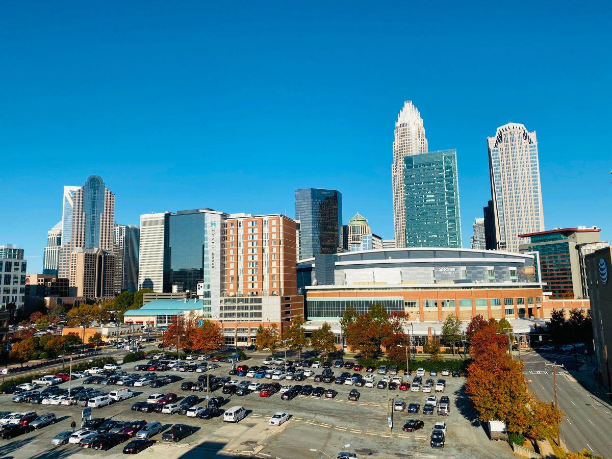 El Spectrum Center en Uptown Charlotte, Carolina del Norte, será sede de la Convención Nacional Republicana 2020.