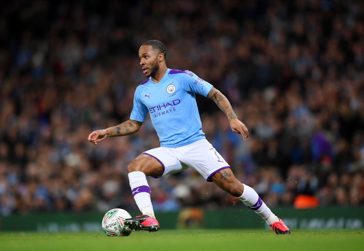Llega la ePremier League: Raheem Sterling será una de las estrellas que tomará el mando para jugar FIFA 20
