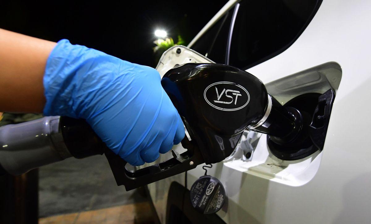 El precio promedio nacional del galón de gasolina regular se situó en $1.785 dólares al finalizar el viernes.
