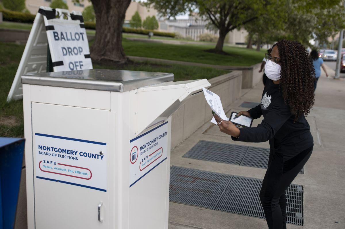 Trump amenaza a estados que usen el voto por correo en las elecciones