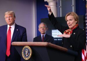 Seria advertencia: La Dra. Bird dice que un tercio de EE.UU. está en rojo con Covid-19