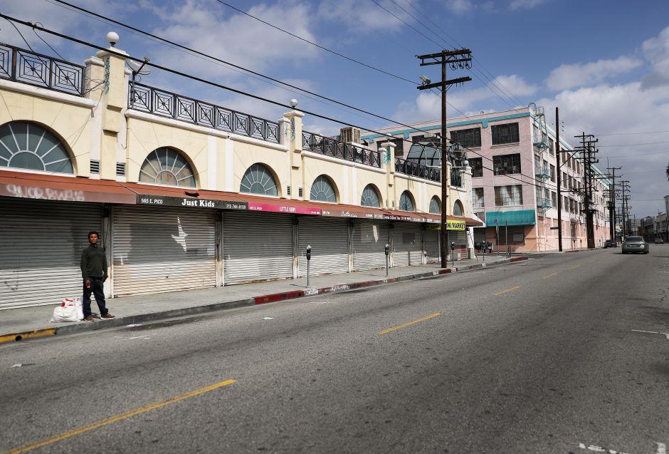 Tiendas minoristas serán parte de los primeros negocios en abrir en California