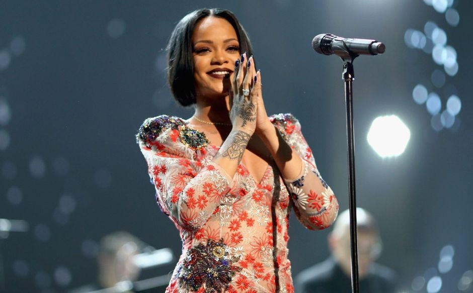 El romance secreto entre Rihanna y Travis Scott hace 4 años