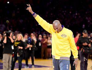 Se retrasa la inducción de Kobe Bryant al Salón de la Fama a causa del coronavirus