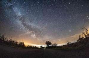 La lluvia de estrellas de las Oriónidas se puede ver esta semana