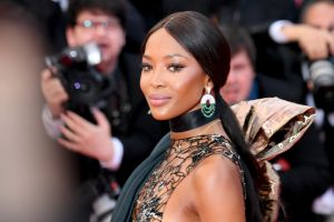 Naomi Campbell causa polémica al revelar que come tan solo una vez al día