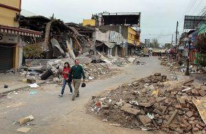 """Descubren que hay una """"señal"""" que precede a los grandes terremotos"""