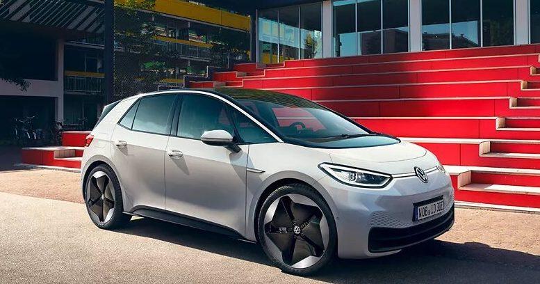 Volkswagen ID.3. Crédito: Cortesía Volkswagen.