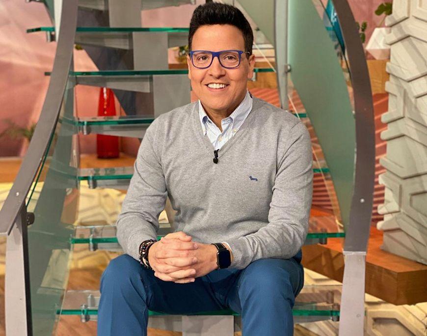 Conmovedor: Raúl González se mudó con su padres para cuidarlos en la cuarentena